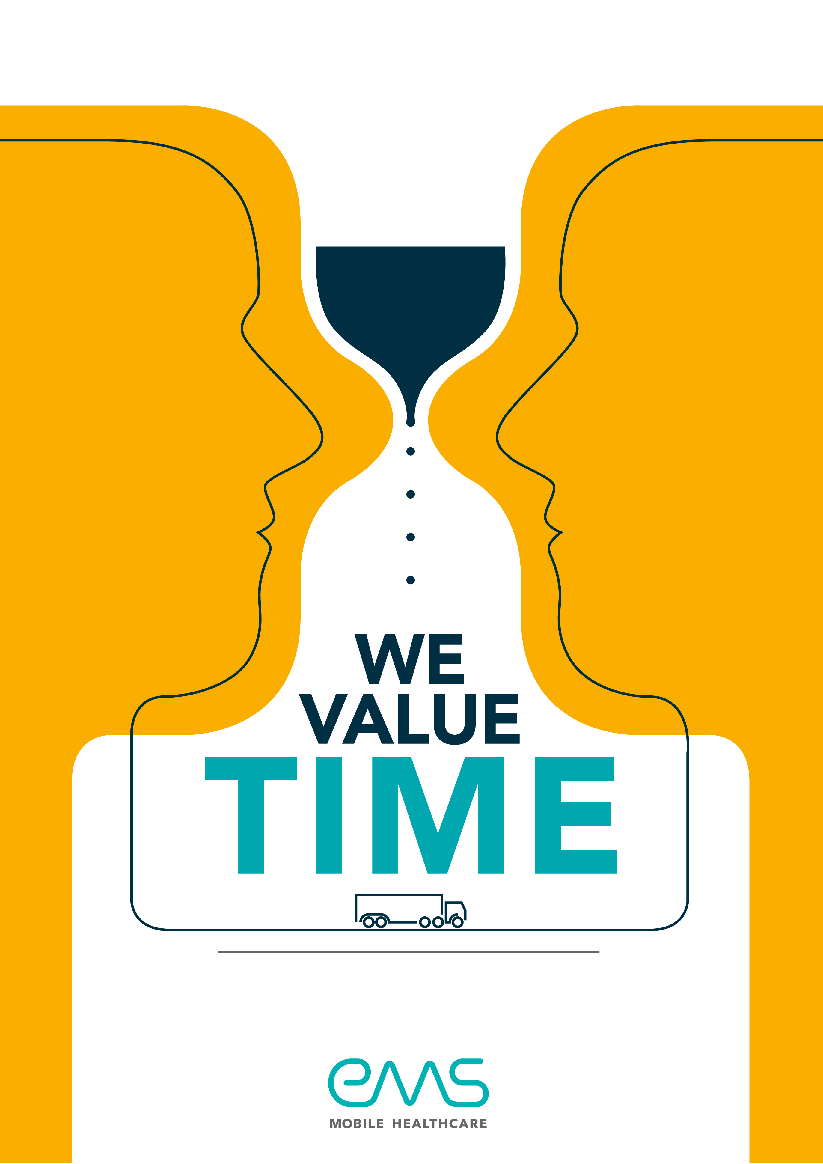 We value time