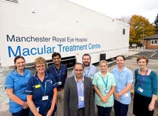 Mobile Macular Centre Nhs Manchseter