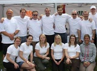 Ems Healthcare Charity Team Events 2