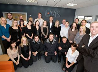 EMS Healthcare Team
