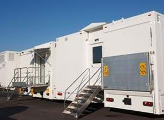 Liberty Quad Medical Trailer Facility