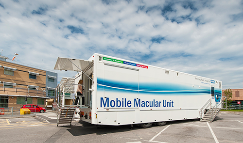 Mobile Macular Unit