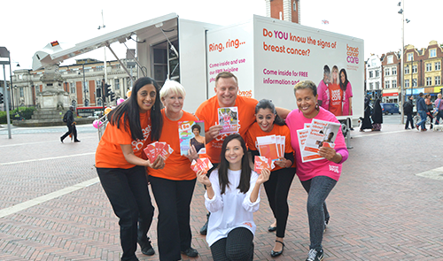 Breast Cancer Care Roadshow