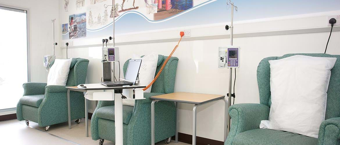 Mobile Chemotherapy Unit Clatterbridge Cancer Centre (2)