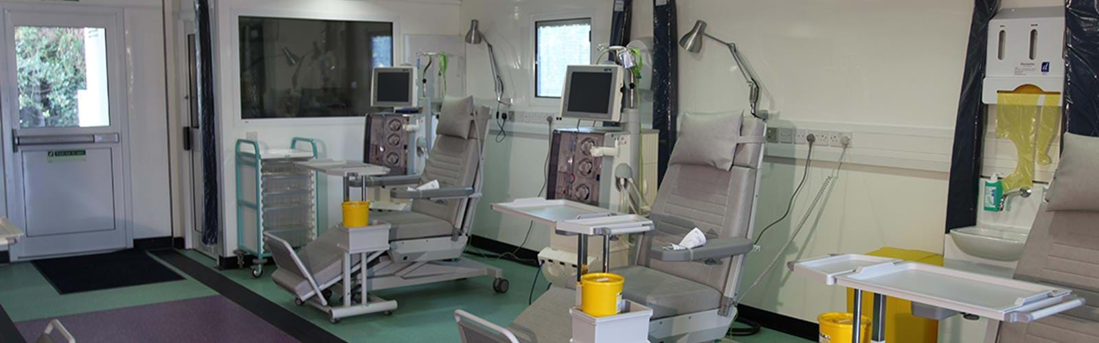 Mobile Renal Dialysis Unit NHS Wales (2)