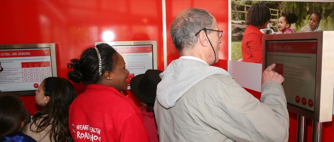Healthcare Awareness Mobile Unit BHF (9)