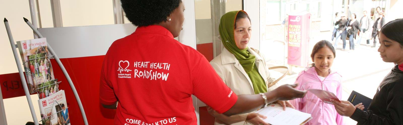 Healthcare Awareness Mobile Unit BHF (11)