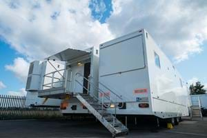 Mobile Renal Dialysis Units