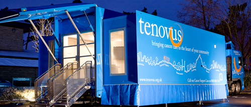 Mobile Tenovus Medical  Unit