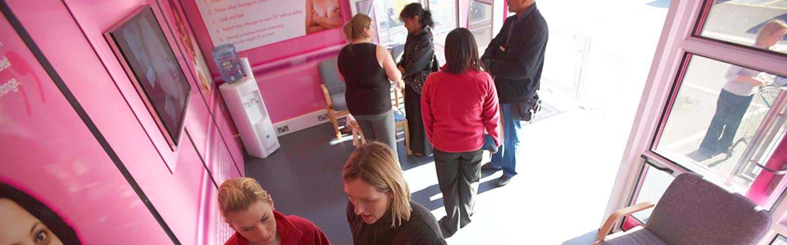 Breast Awareness Roadshow City & Hackney NHS (4)