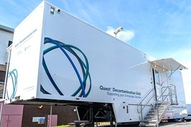 Mobile Decontamination Unit Mid Yorkshire NHS (6)