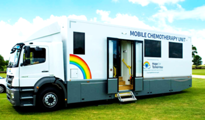 Hope for Tomorrow Mobile Chemotherapy Unit