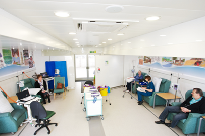 EMS Healthcare - Mobile Chemotherapy Unit