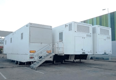 Liberty+ Mobile Medical Unit
