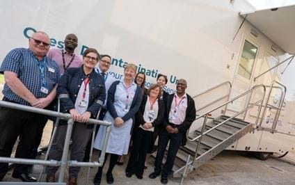 Leicester General Hospital Project Team