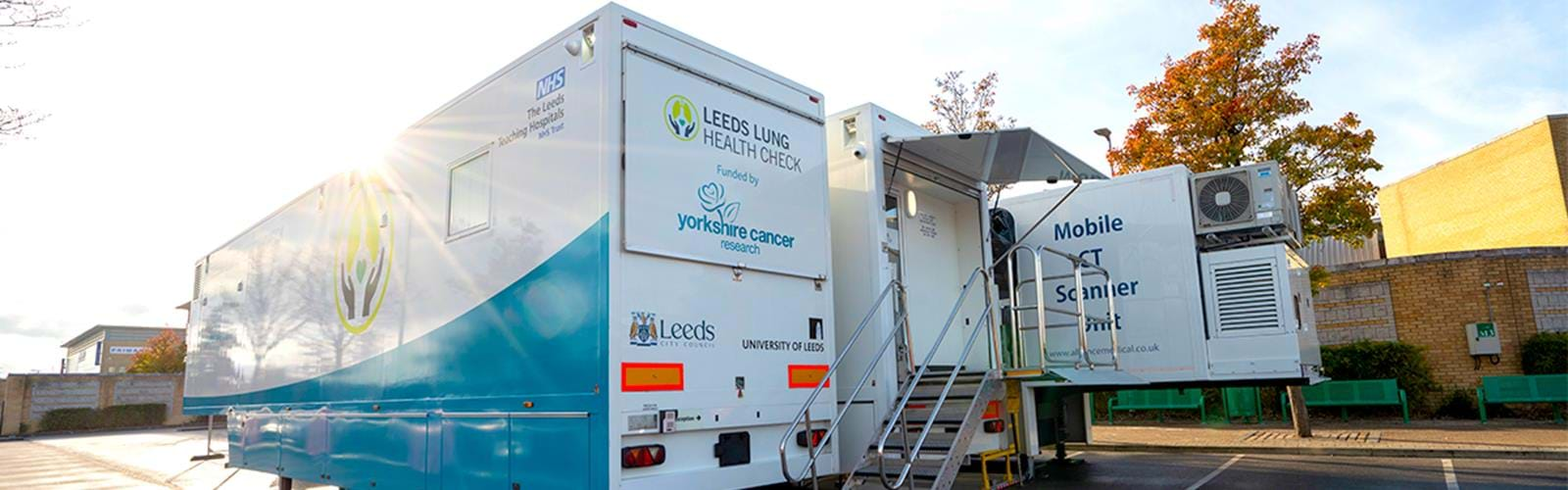 Leeds Lung Screening Liberty Unit