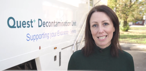 Jo Quarterman - Commercial Manager at EMS Healthcare