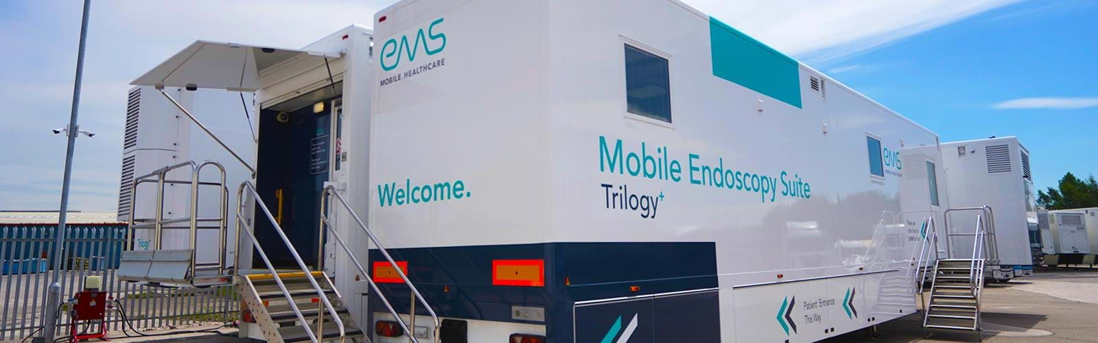 Mobile Healthcare Vehicles and Medical Trailers | EMS Healthcare