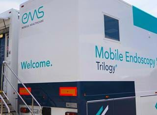 Mobile Endoscopy Suite