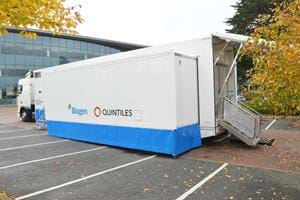 Mobile Infusion Suites